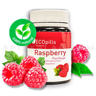 Eco Pills Raspberry